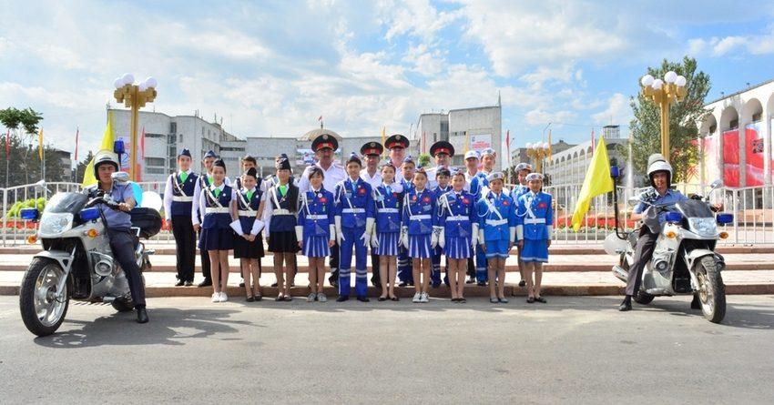 РСК Банк совместно с патрульной милицией провел ежегодную акцию «Внимание – дети!»