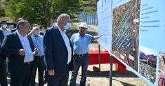Боронов: Развитие туризма невозможно без обеспечения сел питьевой водой