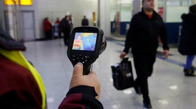 Аэропорт «Манас» усилит контроль из-за Covid-19