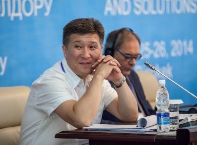 Эркинбек Жумабаев стал председателем правления «Росинбанка»