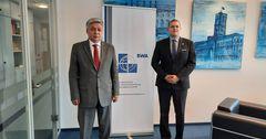 Кыргызстан налаживает сотрудничество с компаниями ФРГ