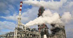Промышленными предприятиями КР произведено продукции на 153.5 млрд сомов