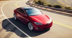 Tesla отзовет 123 тыс. автомобилей Model S
