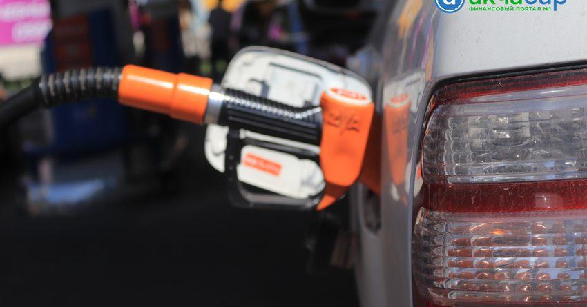 В Кыргызстане в ноябре наблюдался рост цен на нефтепродукты