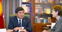 Мухаммедкалый Абылгазиев: Всемирный банк— надежный партнер КР