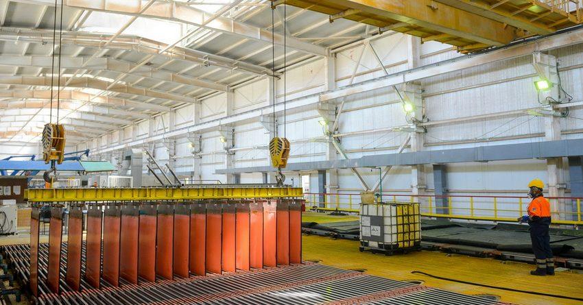 KAZ Minerals вдвое нарастила производство меди в I полугодии 2017 года