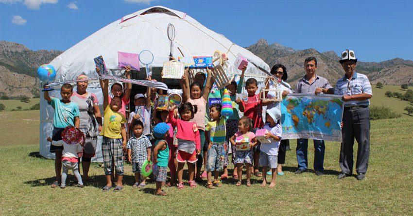 FINCA Банк поддержал открытие детских садов на джайлоо