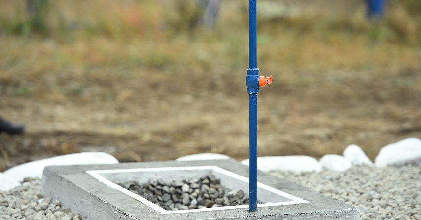 К 2023 году 133 села будут обеспечены питьевой водой