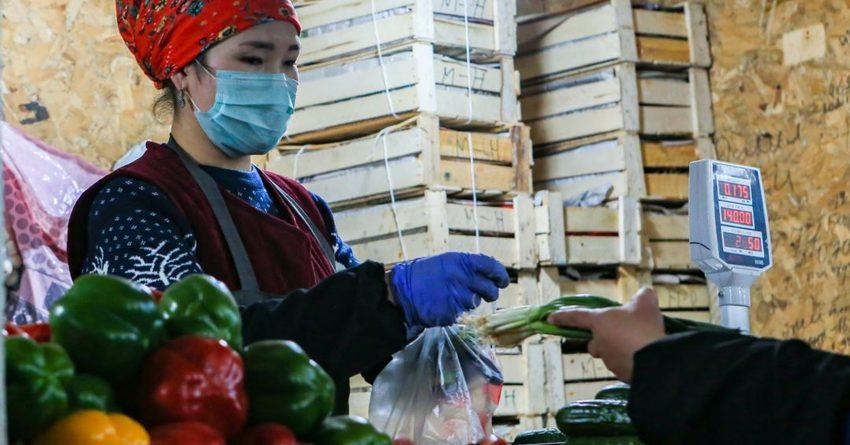 Штаб: Кыргызстандагы бардык базарлардабеткап режими катуу сакталышы керек
