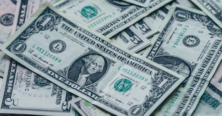 Нацбанк потратил на сдерживание курса доллара еще $4.5 млн