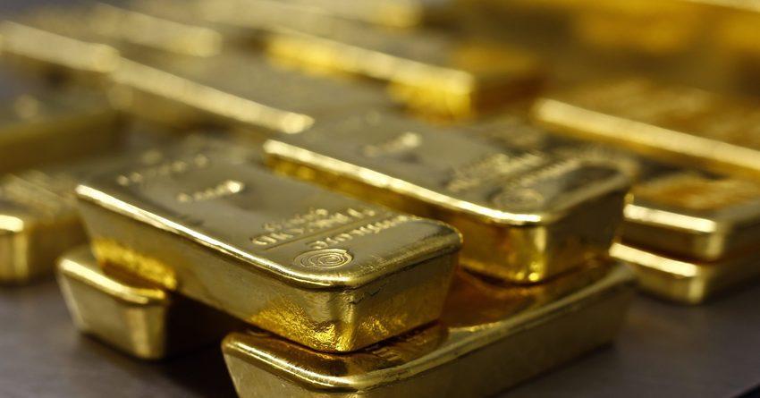 Цена золотых аффинированных слитков от НБ КР опять пошла вверх