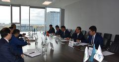 В Кыргызстане откроют представительство Kazakh Export