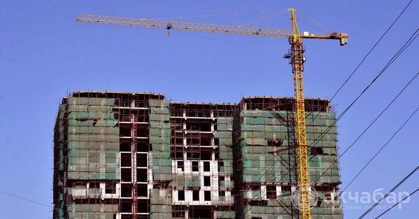 В КР введено в эксплуатацию более 795 тысяч кв. м жилья