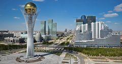С момента переноса столицы Казахстана в Астану в город инвестировано свыше $49 млрд