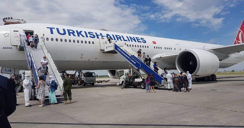 В Кыргызстан вернулись еще 328 граждан