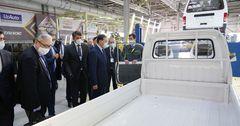 В РК запустили производство новых моделей автомобилей