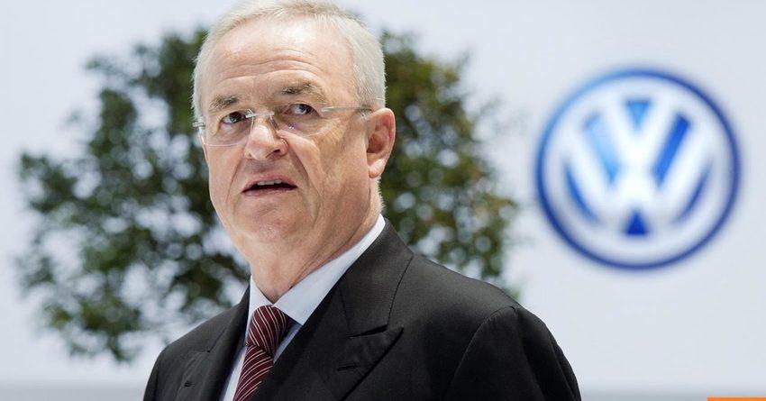 Экс-главе Volkswagen предъявили обвинения в сговоре