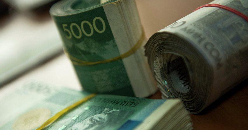 Доходы госбюджета Кыргызстана за год выросли на 14.65 млрд сомов