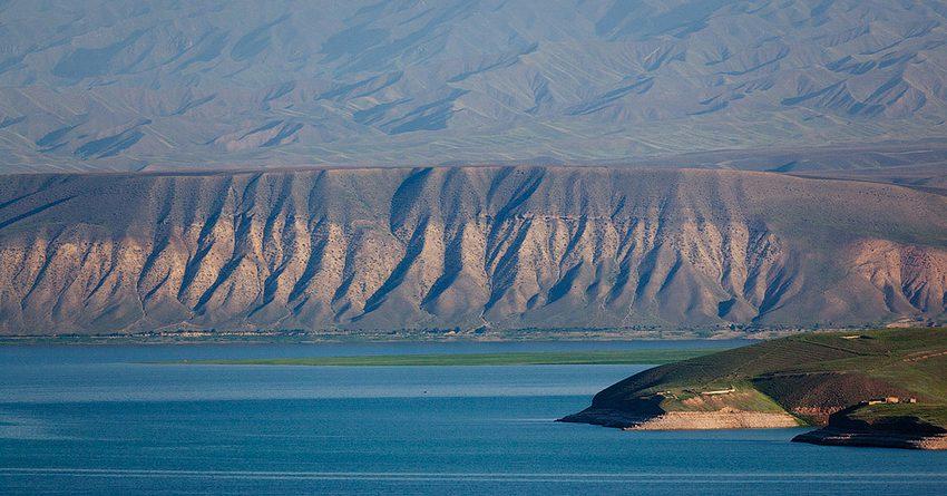Токтогул суу сактагычында15 млрд 36 млн куб метр суу бар