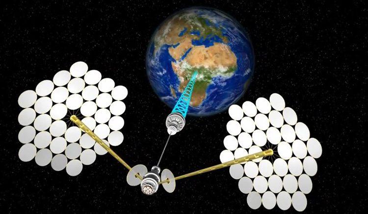 Первую космическую электростанцию хочет создать Китай