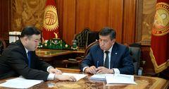 Вопросы улучшения инвестклимата обсудил президент с главой Агентства по инвестициям