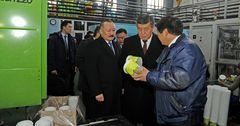 На СЭЗ Бишкек за год произведено товаров почти на 5.7 млрд сомов