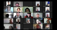 В одном из вузов КР провели конференцию в онлайн-формате