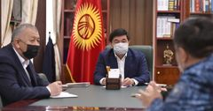 Абылгазиев: Нельзя завышать цены или просто так закрывать свои торговые точки