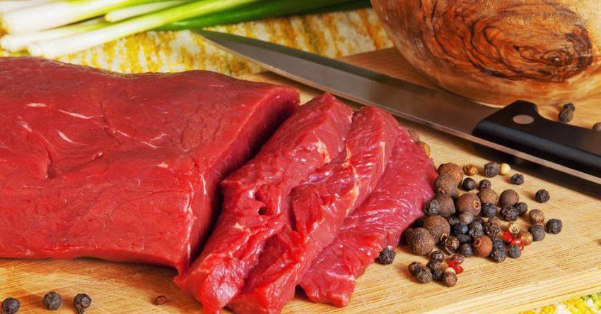 Цена на говядину снова повысилась на 0.6%