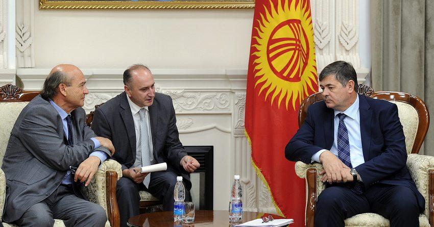 В октябре Кыргызстан посетит делегация представителей крупного бизнеса Франции