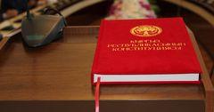 Садыр Жапаров завтра подпишет новую Конституцию