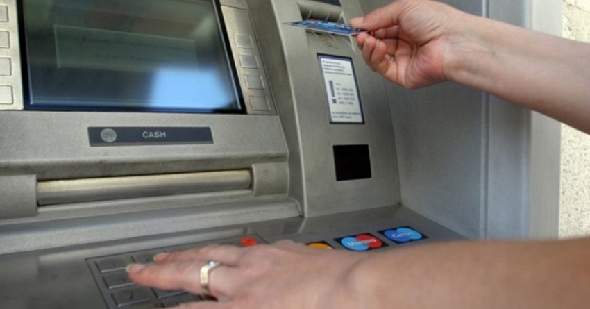 ВКанте словили иностранца, укравшего 400 тыс. сомов избанкомата