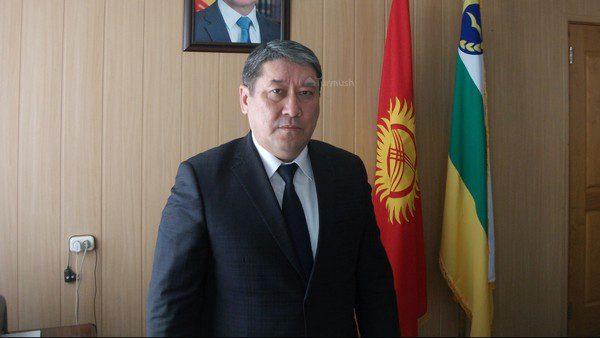 Бактыбек Кудайбергенов назначен и. о. мэра Бишкека