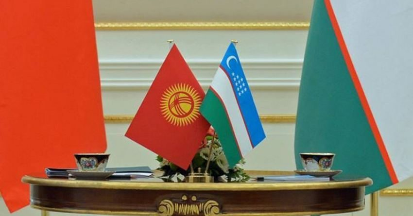 Визит вУзбекистан. УАтамбаева иМирзиёева насыщенная программа