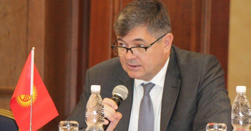 Панкратов: Китай – главный торговый партнер Кыргызстана