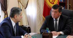 Премьер Кыргызстана напомнил председателю коллегии ЕЭК о важности безбарьерного рынка ЕАЭС