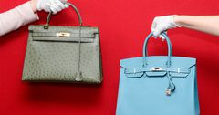 Сумки Hermes стали самым доходным предметом роскоши