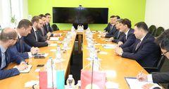 Кыргызстан заинтересован в привлечении венгерских инвестиций