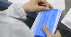 В Алматы увеличат производство медицинских масок