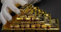 Унция золота в КР подорожала на 3.9 тысячи сомов