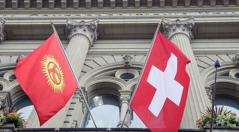 Швейцария оказала помощь КР в борьбе с COVID-19