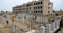 За три месяца 2021 года в строительство в ЕАЭС инвестировано $49.6 млрд