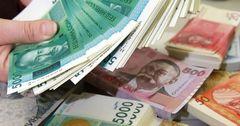 Кыргызстанцы за четыре месяца перевели в Россию $129.3 млн