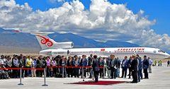 Аэропорт Иссык-Куль переведут на круглогодичный режим работы