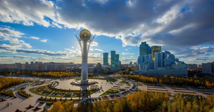 В 2017 году Казахстан повысил цены на свой экспорт более чем на 20%