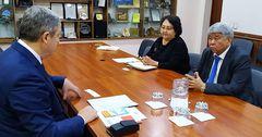 ТПП Бухареста заинтересована в сотрудничестве с КР