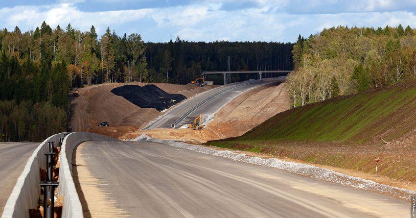Бюджет РФ заплатит около 20 млрд рублей за срыв сроков по Центральной кольцевой автодороге