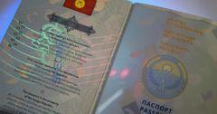 ГРС показала новые биометрические загранпаспорта