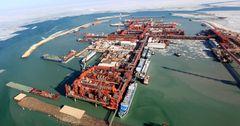 Добыча нефти на Кашагане составила 90 тысяч баррелей в сутки