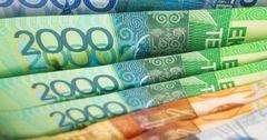 Нацбанк РК не выходил на валютный рынок 8 месяцев подряд